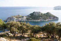 1 º. Dai Abordo Goleta — Alquiler de Barcos por Marmaris a Rodas Route