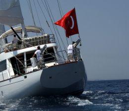 Gocek se Marmaris Riviera Turca