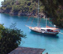 Alquiler de barcos, Viaje al Turquesa