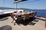 Alquiler de barcos, Viaje al-Turquesa